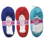 Wholesale Footwear Winter House Slipper Texture
