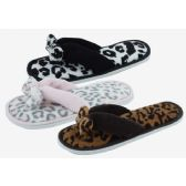 Wholesale Footwear Ladies Fashion Winter House Flip Flops