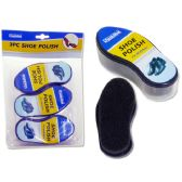 "Wholesale Footwear Shoe Polish 3pchc+Opp. 5x2.5x1.5"" Polish"