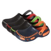 Wholesale Footwear Boys Clogs In Assorted Colors And Sizes