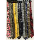 Wholesale Footwear Man' Necktie assorted colors