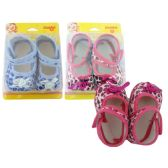 Wholesale Footwear BABY SHOE BUTTERFLY