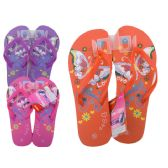 Wholesale Footwear Woman's Butterfly Flip Flops