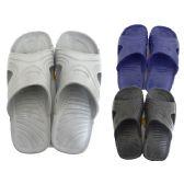 Wholesale Footwear Men's Shower Slipper in Assorted Colors