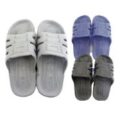 Wholesale Footwear Men's Shower Slipper Assorted Colors