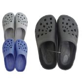 Wholesale Footwear Mens Summer Clogs Assorted Colors