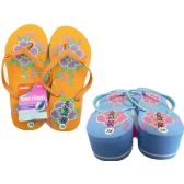 Wholesale Footwear Women's Printed Flop Flip