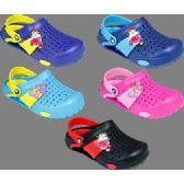 Wholesale Footwear Girls Summer Clogs Assorted Colors