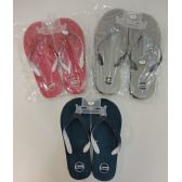 Wholesale Footwear Men's Sport Flip Flops