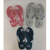Wholesale Footwear Men's Sport Flip Flops