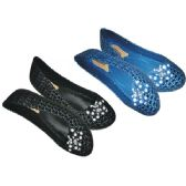 Wholesale Footwear Ladies Shoes With Diamond Studs Assorted
