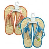 Wholesale Footwear Ladies Bamboo Sandals (assorted Sizes And Colors)