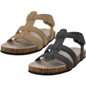 Wholesale Footwear Boy's P.U. Leather Sandals