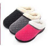 Wholesale Footwear Women's Quilted Clog