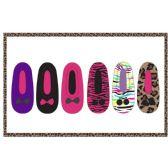 Wholesale Footwear Ladies Plush Ballerina Slippers Sizes S-M, M-L