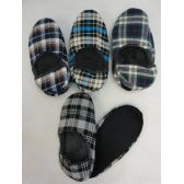 Wholesale Footwear Men's Plaid Bootie