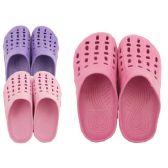 Wholesale Footwear Women's Garden Clogs Assorted Color