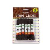 Wholesale Footwear Brown Shoe Laces