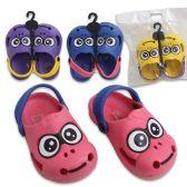 Wholesale Footwear CLOGS KIDS MONKEY SIZES 7-12 4 ASSORTED COLORS