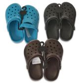Wholesale Footwear CLOGS BOYS SIZES 12-4 3 ASSORTED COLORS