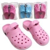 Wholesale Footwear CLOGS LADIES SIZES 5-10 4 ASSORTED COLORS