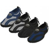 "Wholesale Footwear Men's ""wave"" Water Shoes In Assorted Colors"