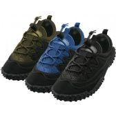 "Wholesale Footwear Men's Lace Up ""wave"" Water Shoes"