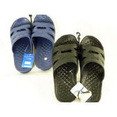 Wholesale Footwear Slipper Men /Sport Logo 3asst