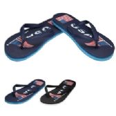 Wholesale Footwear Men's Flip Flops--USA