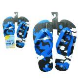 Wholesale Footwear Slipper For Boy 3asst size 11-3