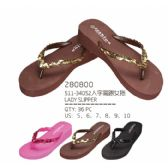 Wholesale Footwear Woman Flip Flop