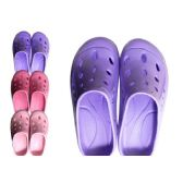 Wholesale Footwear Womans Garden Shoes Assorted Colors And Sizes