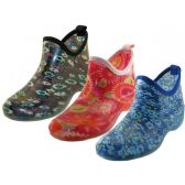 Wholesale Footwear Women's Water Proof Ankle Height Garden Shoes, Rain Boots