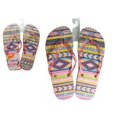 Wholesale Footwear SLIPPER FOR GIRL 6 ASST CLR SIZE 6-10
