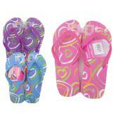 Wholesale Footwear Women's Flip Flop Sizes 5-10