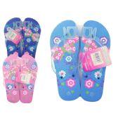 Wholesale Footwear FLORAL PRINT GIRL'S FLIP FLOP