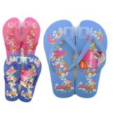 Wholesale Footwear WOMEN'S FLORAL FLIP FLOPS