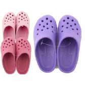 Wholesale Footwear Girl's Light Colored Garden Clogs
