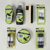 Wholesale Footwear Shoe Care 87pc Floor Display Polish/brush/sponge/3ast Laces