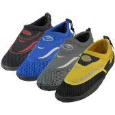 """Wholesale Footwear Boy's """"wave"""" Water Shoes"""