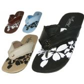 Wholesale Footwear Women's Flip Flop Sandals