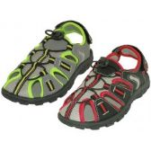 Wholesale Footwear Youth's Hiker Sport Sandals