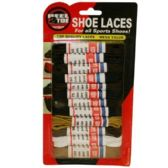 Wholesale Footwear 12PC ASSORTED SHOE LACES