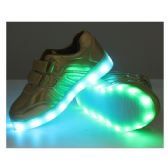 Wholesale Footwear LED SHOES KIDS MIX SIZE ( 18 PAIRS )