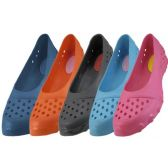 Wholesale Footwear Women's Slip On Clog ( Assorted Colors)