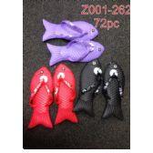 Wholesale Footwear Women Fish Shaped Flip Flops