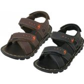 Wholesale Footwear Boy's Pu.leather Upper Sandals