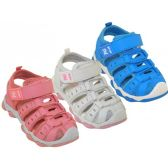 Wholesale Footwear Girl's Hiker Sandals