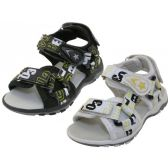 Wholesale Footwear Boy's Letters Printed Sport Sandals