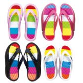 Wholesale Footwear Women's Heel Flip Flops
